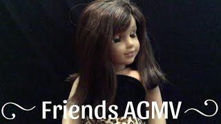 Friends AGMV — an American Girl Doll Stopmotion Music Video