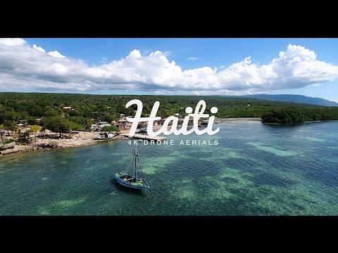 Haiti 4K Drone Aerials