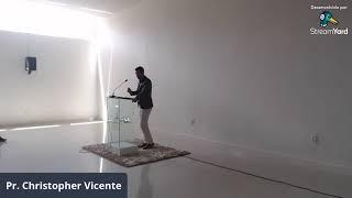 Exposição Bíblica em Romanos 10 (Parte I) - Pr. Christopher Vicente