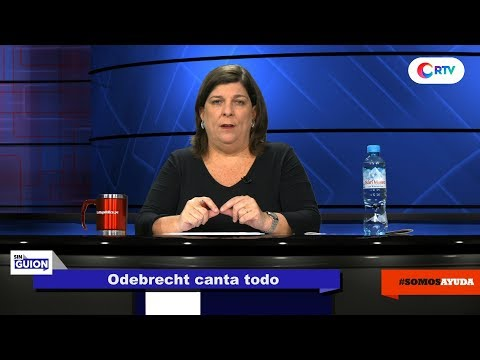 Odebrecht canta todo  - SIN GUION con Rosa María Palacios