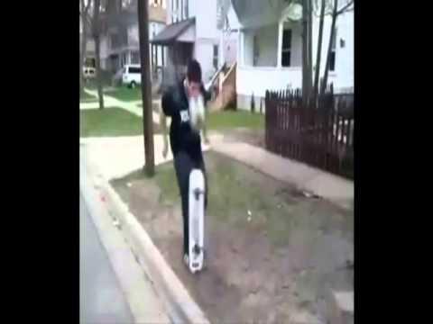 videos chistosos, caidas y hostiasos parte 2 - loquendo 2013