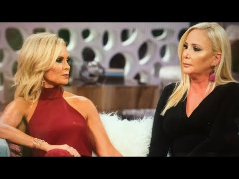 Real housewives of Orange County season 12 reunion part 1 recap