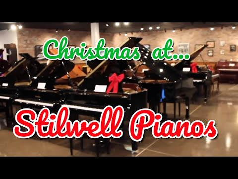 Christmas at Stilwell Pianos - Arizona Piano Store