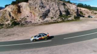 Targa Tasmania 2017 - Wrapcraft Subaru WRX Sti Pure Sound