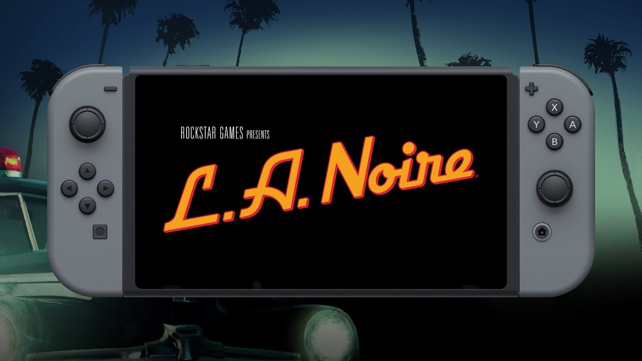 Bring Your Detective Work on the Go With This L A  Noire