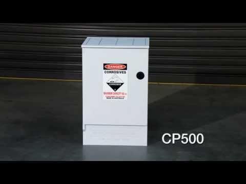 50 Litre Corrosive Substances Storage Unit - CP500