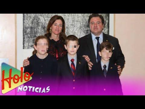 Así son los Buchan, los nuevos Costos que ya se codean con don Felipe y doña Letizia