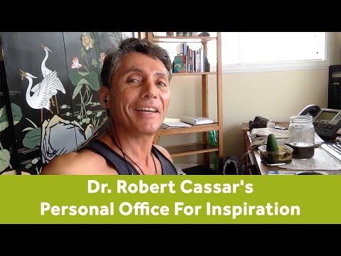 Dr Robert Cassar: My Inspirational Crystal Working Office and  some ''Tips of the Day''