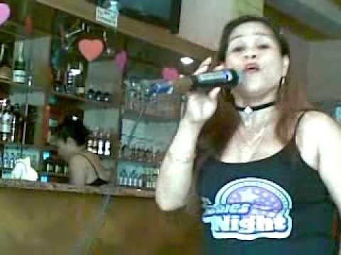 Stella @ Amigos Karaoke in nicosia,cpyrus..