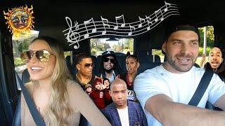 Name that Tune Car Pool Karaoke