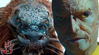 Top 5 Scariest Creatures From Mythology