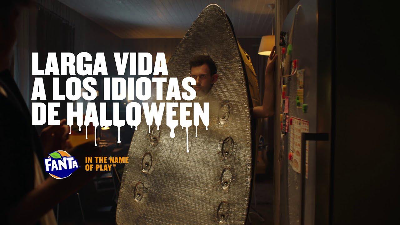 """Larga vida a los idiotas de Halloween - 6"""""""
