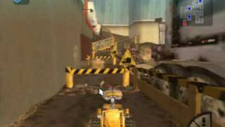 WALL-E Walkthrough 1 (PC)