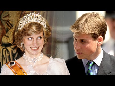 Heartbreaking promise Prince William made to his mum Princess Diana