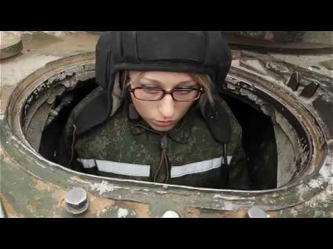 TUT.BY: Экспресс-курс обучения для водителя танка