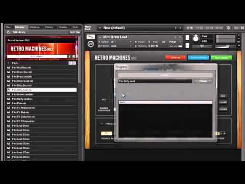 Retro Machines MK2 Native Instruments