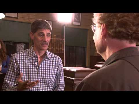 Red Hot's John Carlin: Recording at Thomas Edison's Studio | Full Interview Video