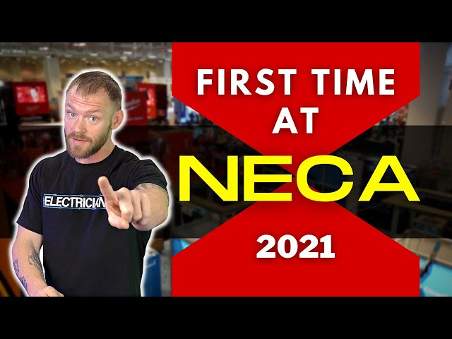 First Time at NECA 2021