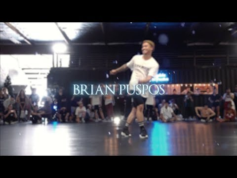 Stay Strong Houston Benefit Workshop | Brian Puspos - Big Pimpin'