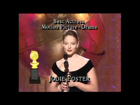 Jodie Foster, Sigourney Weaver and Shirley MacLaine Tie For Best Actress - Golden Globes 1989