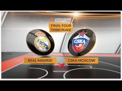 Highlights: Real Madrid-CSKA Moscow