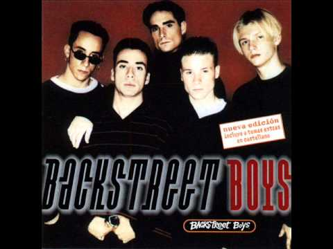 BackstreetBoys - Let's Have A Party