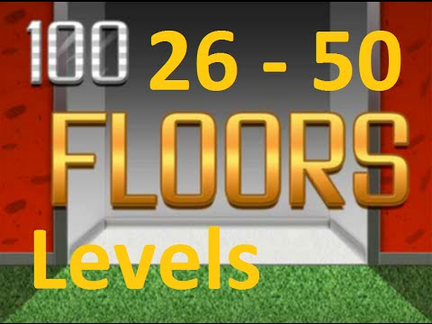 100 Floors Can You Escape Level 26 50 26 50