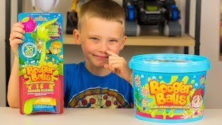 Disgusting Toys Booger Balls Fail Toy for Kids Family Friendly Slime Kinder Playtime