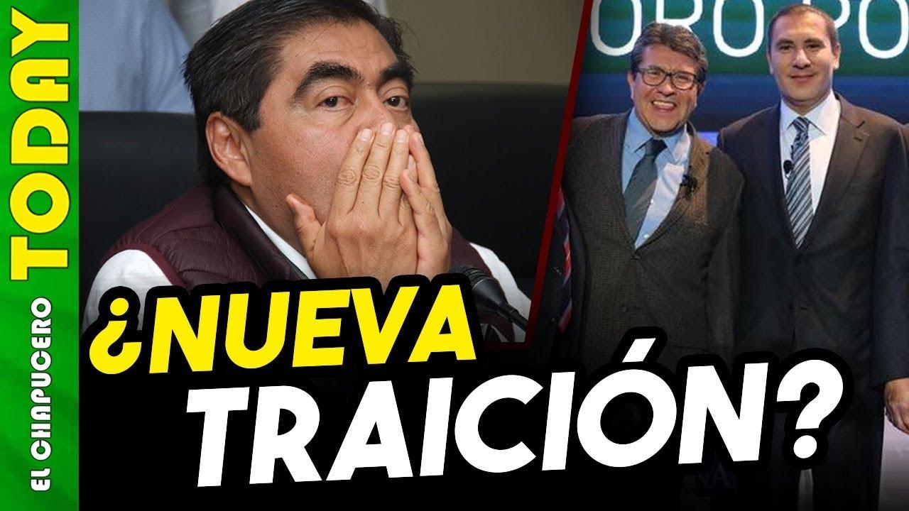Hay negociación entre Moreno Valle y Monreal ¿a cambio de Puebla?
