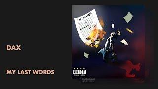 DAX - My Last Words (Audio)
