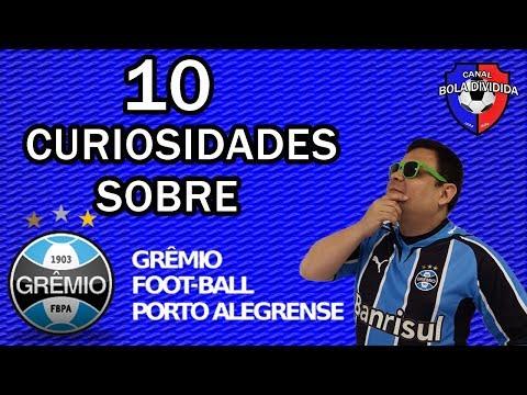 10 Curiosidades sobre Grêmio Foot-Ball Porto Alegrense