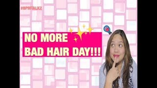 Cara Mengatasi Bad Hair Day - #8PMTALK