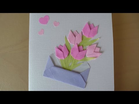 ... Day Gift Idea Origami Dress Cards Fun With 3d Puffy Paint By Elegant