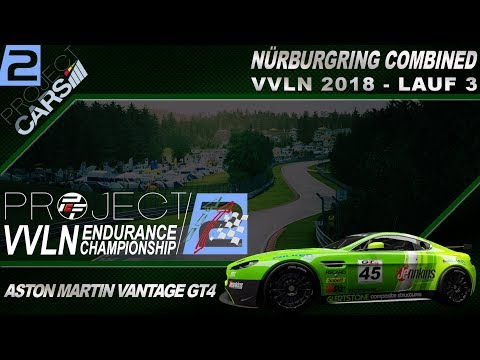 Download PC2 - Nürburgring Combined - VVLN 2018 - Lauf 3/6, Aston Martin Vantage GT4
