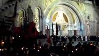Lourdes - Credo in Unum Deum