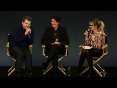 James Corden and Rob Marshall: Into the Woods Interview