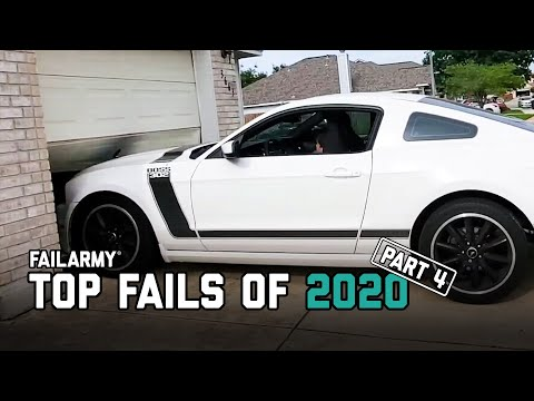 Top 100 Fails of the Year Part 4 (2020)   FailArmy