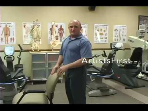 Dr. Marc Spitz & Dr. Mark Wegener - Balance exercises