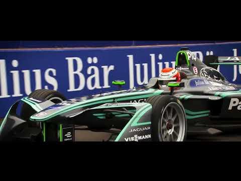 Panasonic Jaguar Racing   Pietro Fittipaldi and Paul Di Resta