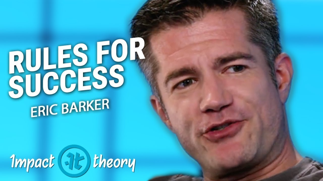 How Your Personality Can Sabotage Your Success   Eric Barker on Impact Theory
