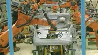 Verkehr &  Autoindustrie - Robot-Job: Teil 8