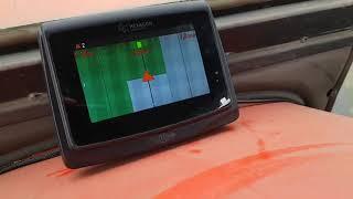 Testy Nawigacji Hexgon Agriculture Ti5 Jazda Równoległa Korekta Wzrokowa