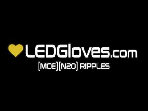 Ripples - April Sponsor HQ | LEDGloves.com