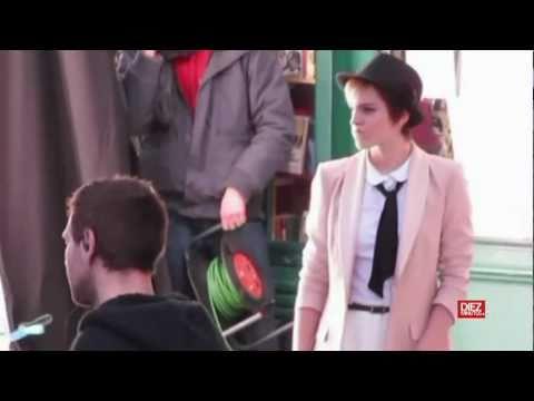 Emma Watson - Lancome Shoot (#4) in Spanish