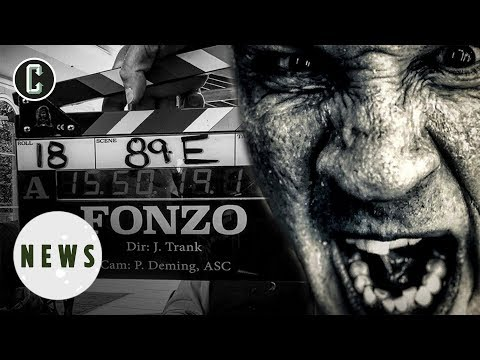 Tom Hardy Shares Some Crazy Photos of Himself as Al Capone in Fonzo