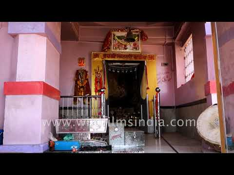 Small temple at