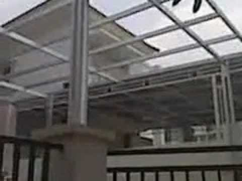 Baja Ringan Hollow 4x4 Awning Minimalis Dari Youtube