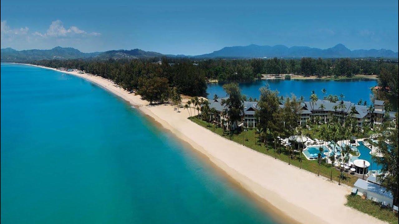 Bang Tao Beach Et Thailand