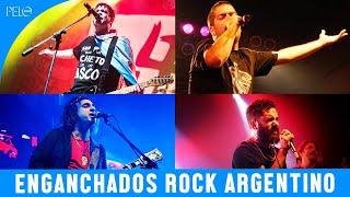 Enganchados De Rock Nacional - Callejeros, La 25, y mas