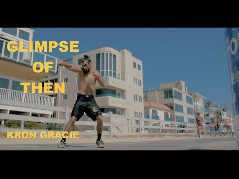 Glimpse Of Then: Kron Gracie